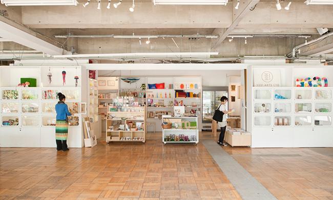 3331 CUBE shop&gallery
