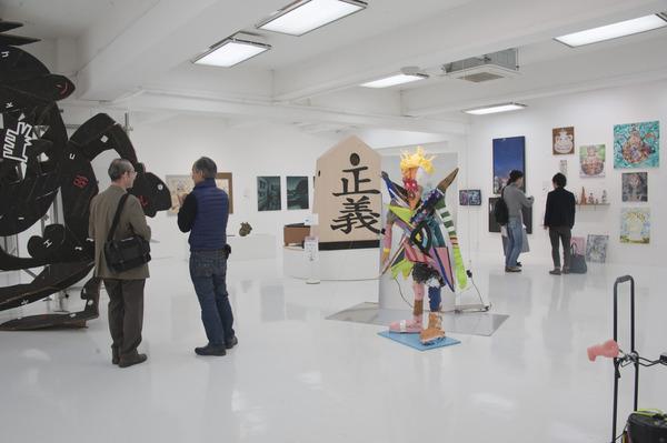 Exhibition Audience(3331ArtFair2015).JPG