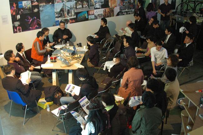 Symposium of Artist representatives from East Asia.Tokyo Biennale? : The challenge towards an alternative international arts platform!
