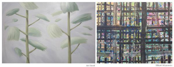 New Artists 2011 − 笹井青依/宮本ひかり