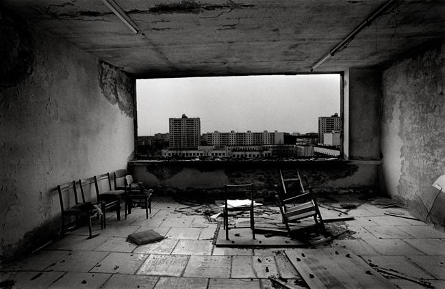 『原発事故20年』刊行記念トークイベント チェルノブイリからフクシマを見つめて