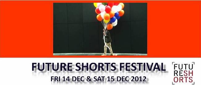 FUTURE SHORTS TOKYO DECEMBER 2012