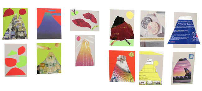 3331きりがみ会作品発表展 それぞれの人、それぞれの紙