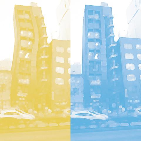 住まいのクリニックセミナー「地震に自信を。」in千代田「安心して住む 小さな複合ビル」