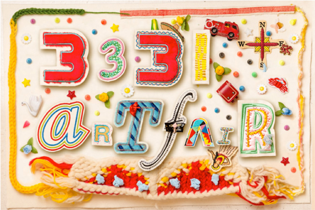 金島隆弘×中村政人スペシャル・トーク:3331 Art Fair 2015 -Various Collectors' Prizes- プレイベント