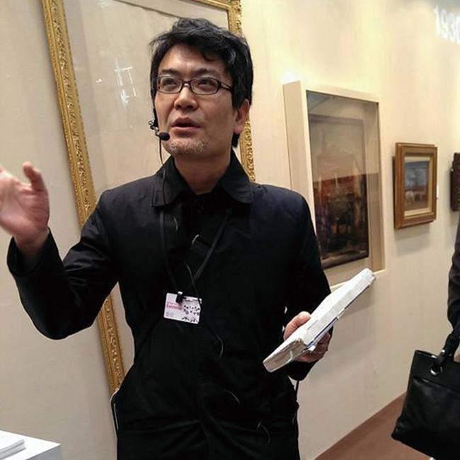 3331ギャラリーツアー vol.4 東孝彦氏