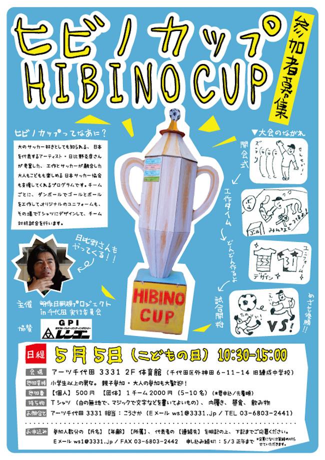 工作×サッカー!ヒビノカップ