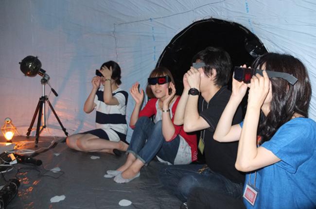 夏の3331こども芸術学校2016 『3D体験教室』