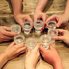 第弐回日本酒ナイト@3331 〜秋の味覚・大感謝祭〜
