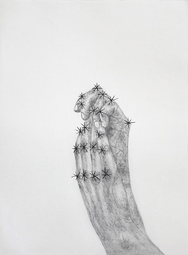 Kiki Smith   『Implosion – Body、and Stars −』