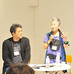 [WTB?展]市民委員会のミーティングを公開トークセッションにしました:「Powwow/47 東京ビエンナーレのはじめ方」