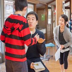 子どもワークショップ「コミュニケーション教育」ワークショップ