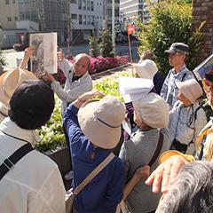 【町歩き】 「神田時空散歩」 - 江戸から令和の六時代を歩く -